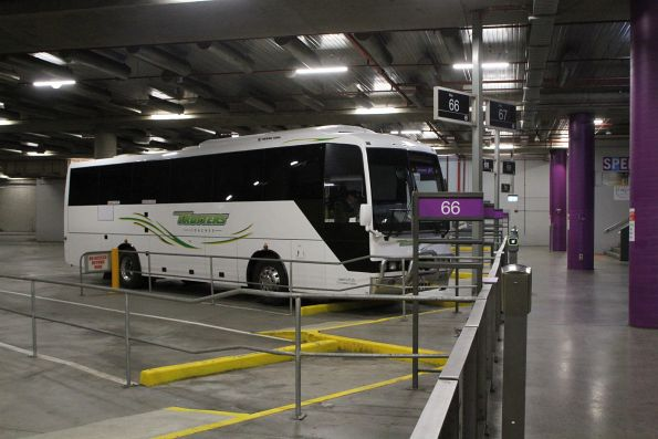 V/Line rail replacement buses