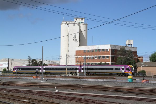 VLocity VL20 on the up at West Footscray