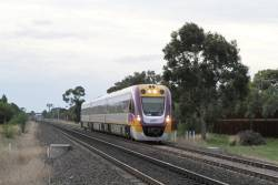 VLocity VL30 on the up at Ardeer