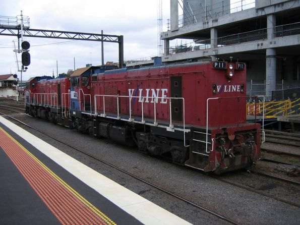 P17 with P11 at Southern Cross