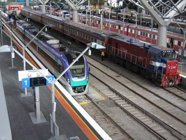VL01 with P14 and FN set at Southern Cross