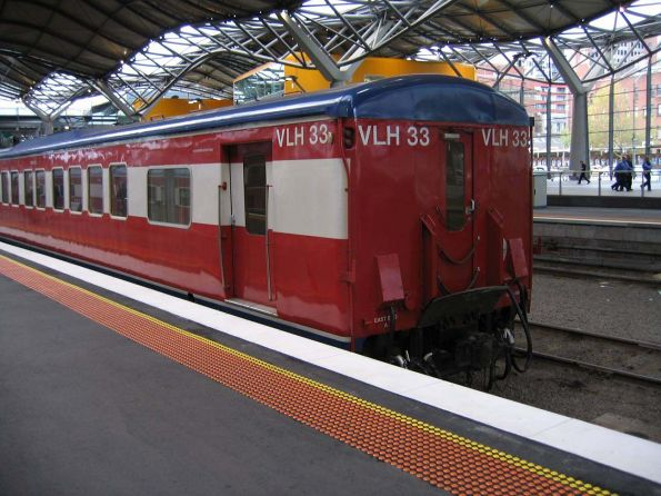 Re-marshalled and renumbered set VLH33