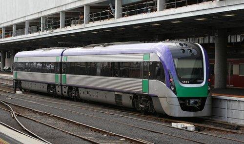 VL31 soon after entering service