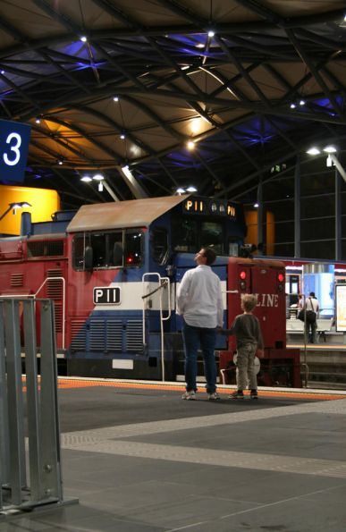 P11 at Southern Cross
