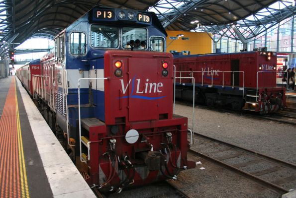 P14 and P13 at Southern Cross