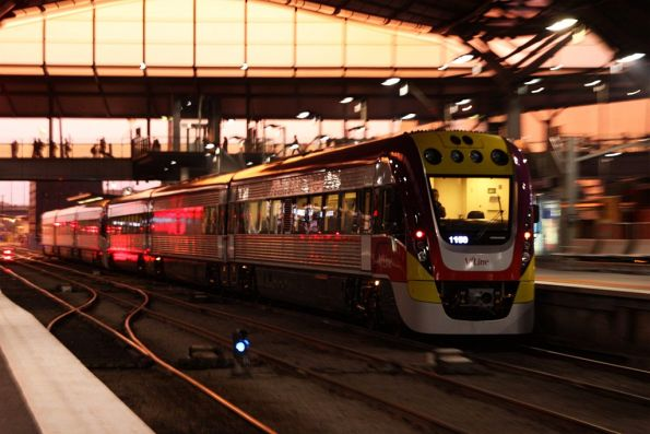 3VL50 and classmate depart Southern Cross