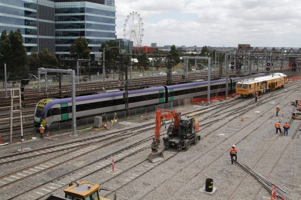 VLocity passes the last of the civil works for this RRL shutdown