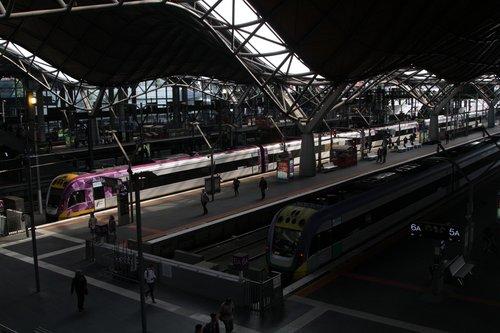 VLocity VL12 at Southern Cross Station