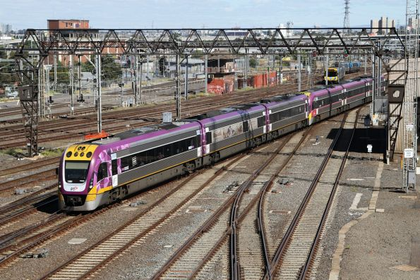 V/Line at Southern Cross Station