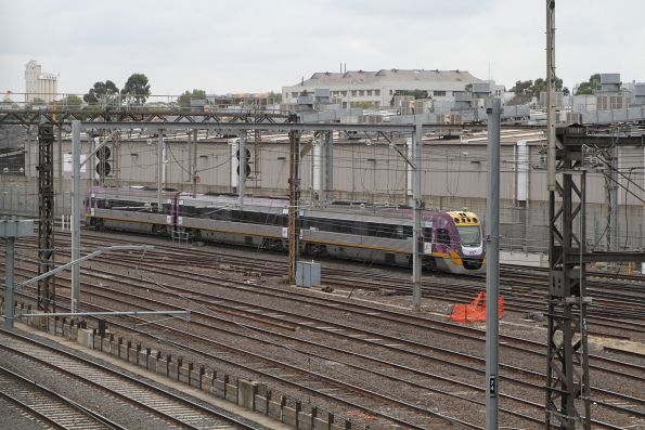 VLocity VL15 arrives at Southern Cross