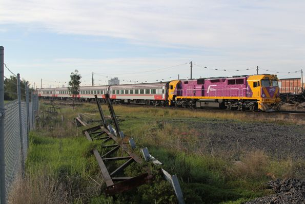 V/Line - standard gauge workshops and shunting