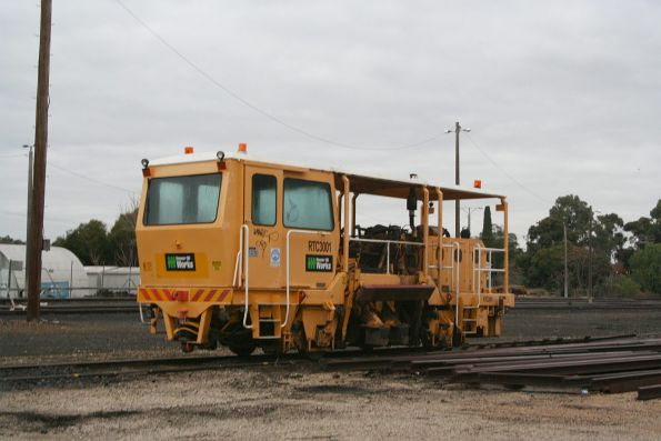 V/Line trackwork and maintenance