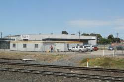 V/Line signalling and communication depot at Sunshine