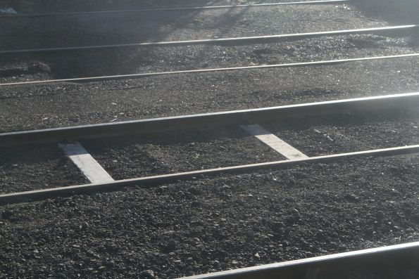 One in four sleepers replaced with concrete at Tottenham Yard