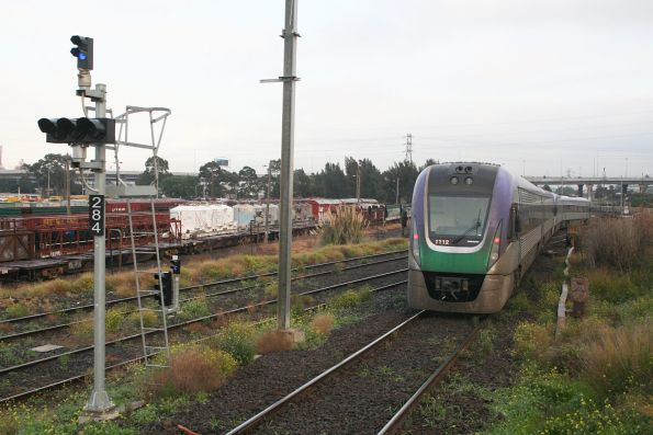 VLocity VL12 headed for South Dynon