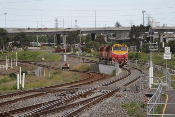 V/Line workshops, yards and shunting