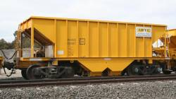 AHWX ballast hoppers