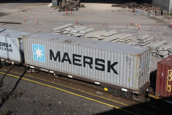Maersk 40 footer