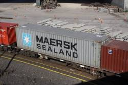 Maersk Sealand 40 footer
