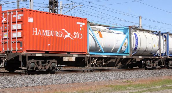 Container flats - PN MA3/AM3 freight
