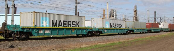 Container flats - PN MA5/AM5 freight