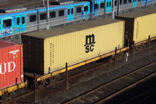 Container flats - PN Maryvale freight