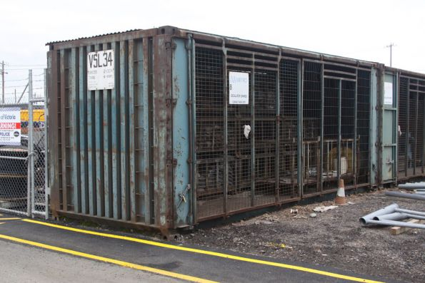 Container VSL 34
