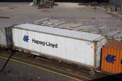 Containers - refrigerated containers