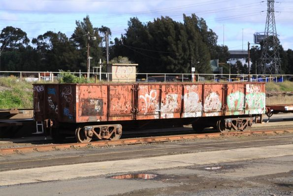 ZOAF 100 at the Creek Sidings