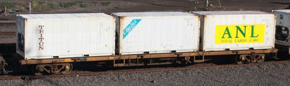 VQCX container wagons