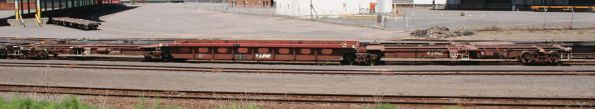Ex-V/Line 3 pack wagon RQVY 1U now with QRN
