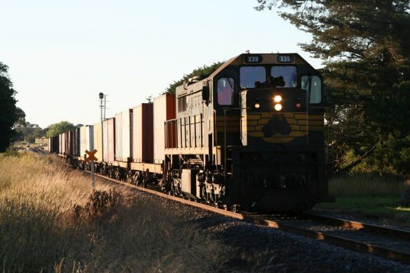 Pacific National Warrnambool freight