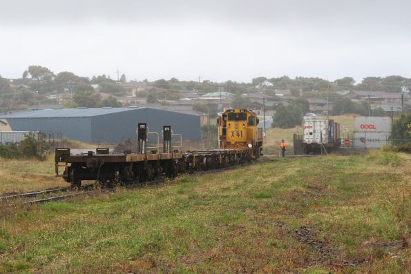 Warrnambool freight