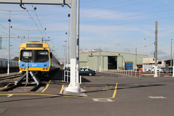 Westall Train Maintenance Facility