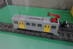 Lego version of a QR EMU
