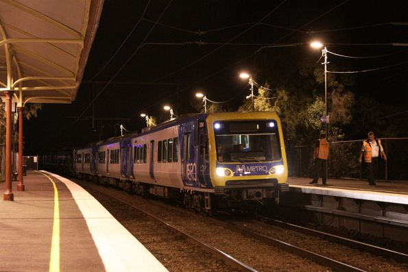 X'Trapolis test run to Craigieburn, January 2011